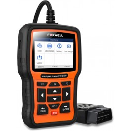 FOXWELL NT510 Elite for Mercedes Benz Bi-directional full-system scan tool