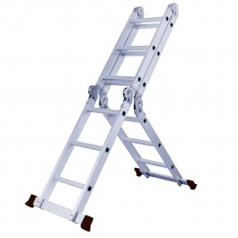 Herzberg HG-5002: Aluminium Multi-Purpose Ladder