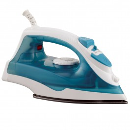 Herzberg HG-8038: 1400W Steam Iron - Turquoise