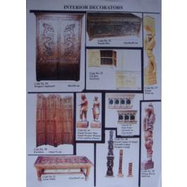 Furnitures (all the price by us includes F.O.B.)