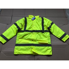 Hi Vis winter Parka jackets