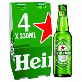 Premium Heineken Beer in Bottles and Cans Lager