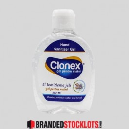 Clonex Hand Sanitizer Gel - 250ml