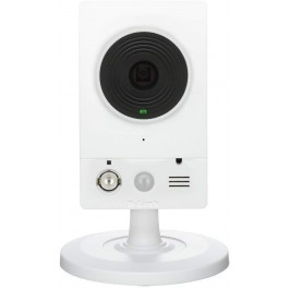 D-Link WiFi Indoor HD Camera with Motion Sensor, Day and Night, Micro-SD Slot DCS-2132LB Incompatible with MyDlink Cloud