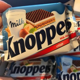 Knoppers 250g,Snickers 51g, Kitkat, Bounty, Twix,