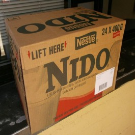 Nestle Nido milk 400g/900g Red Cap