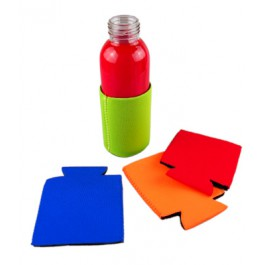 bottle / can thermal case, various colours
