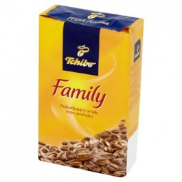 Tchibo Family Ground Coffee 250g and 500g