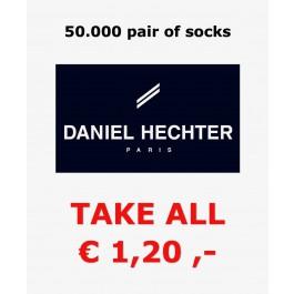 50.000 Paar Daniel Hechter Socken aller Größen € 1,20