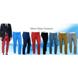 UK OFFER: Mens chino trouser