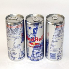 Austria Red Bull Energy Drink, Red Bull 250ml Energy Drink (Arabic text available)