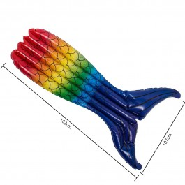 Trendy Inflatable Mermaid Matress
