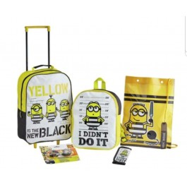 Minion Trolley set