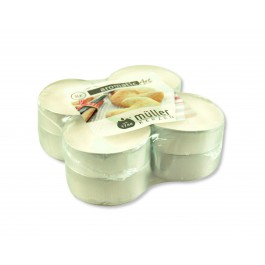 SCENTED TEALIGHT MAXI MULLER, 8 PCS.