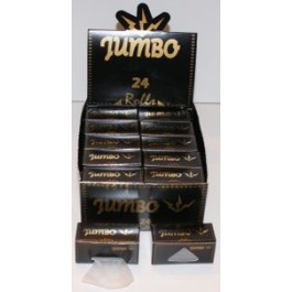 Jumbo cigarette Papers on a roll