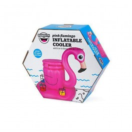 Bigmouth Inc Pink Flamingo Beverage Cooler