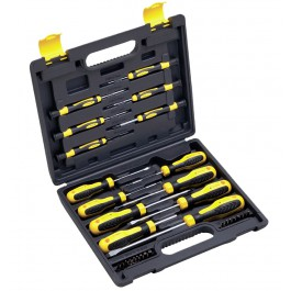 Screwdriver and bit set 32 Pcs