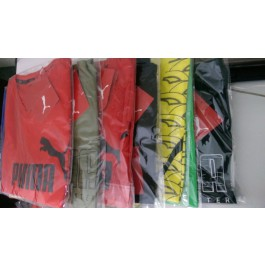 Men's T-shirt, 70 pcs. Europe
