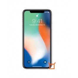 NUE Apple iPhone X 256GB Silver