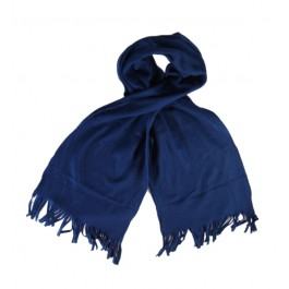 navy blue women's scarf