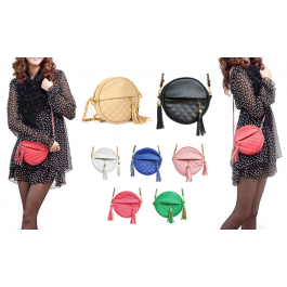 Round candy small chain bag