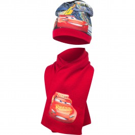 Cars hat and scarf
