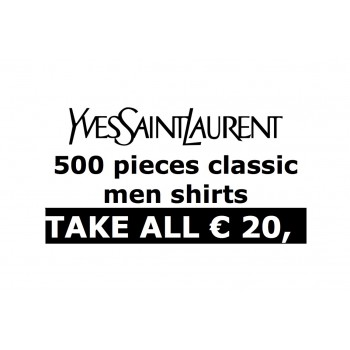 Yves Saint Laurent Men Shirts